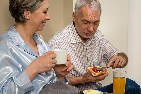 תזונה לקשישים
