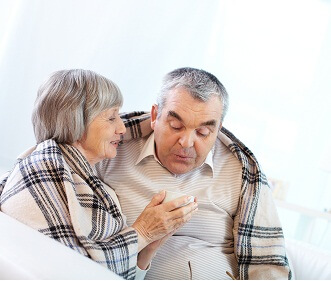 מטפלת לקשישים