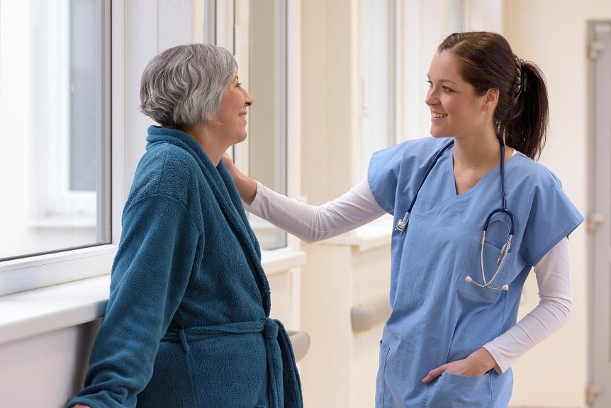 כיצד מתמודדים עם הורה מבוגר וחולה