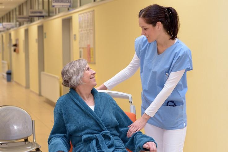 טיפול ארוך טווח במבוגר סיעודי