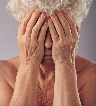 חרדות בקרב קשישים