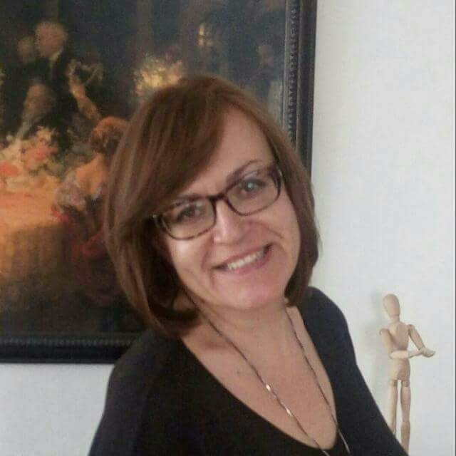 הכר את העובד – רוסלנה חייט