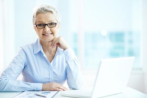 פתרונות ראייה בגיל המבוגר