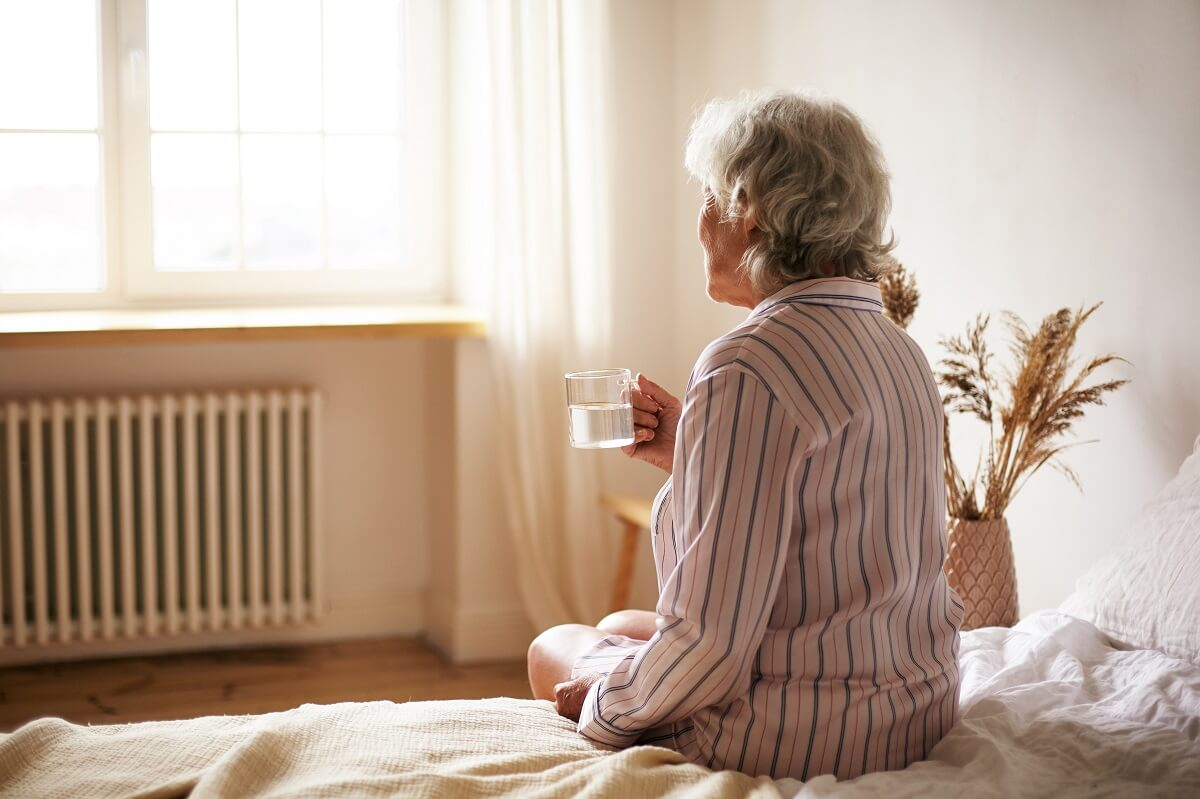 טיפול בקשישים בזמן הקורונה