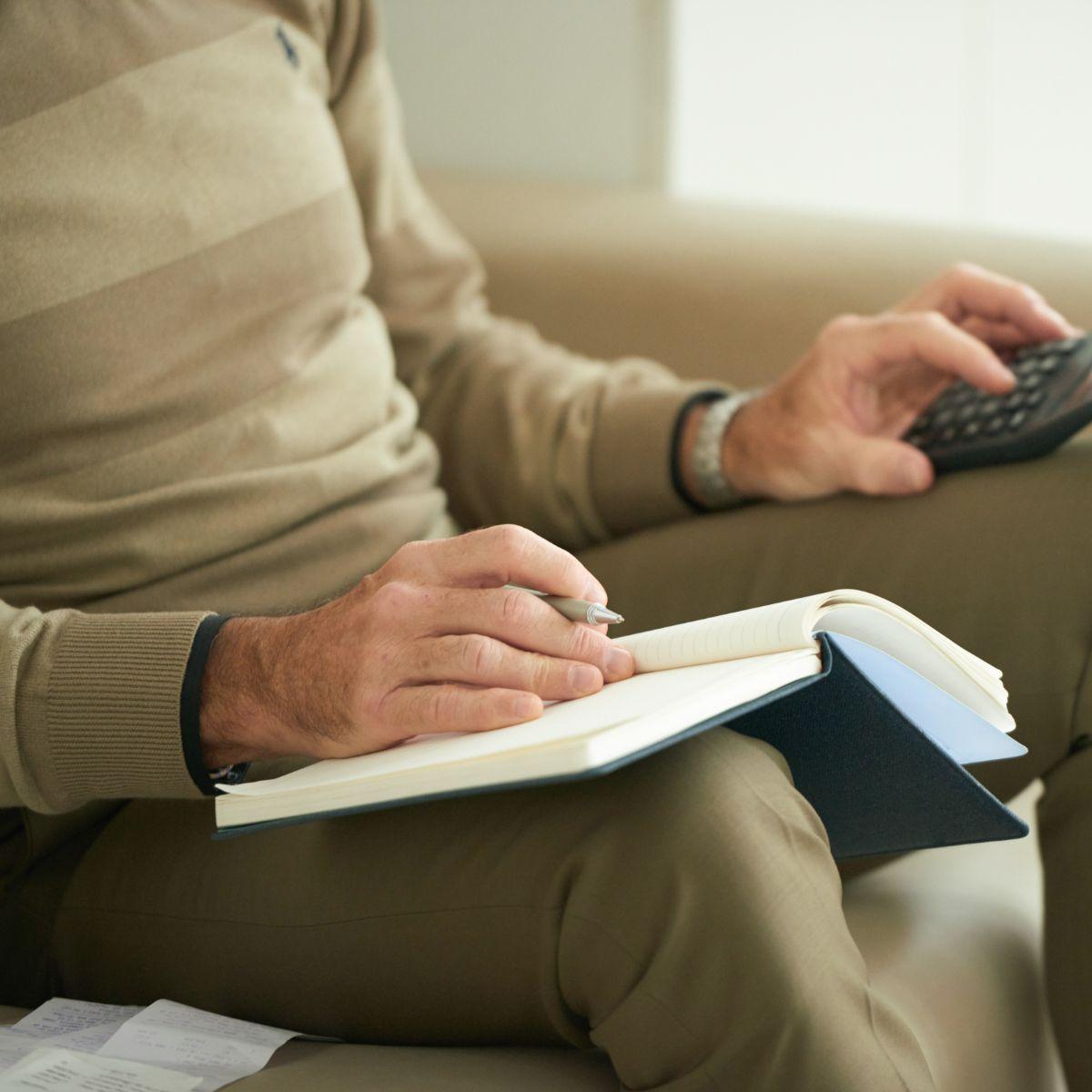 תהליך של תכנון פרישה